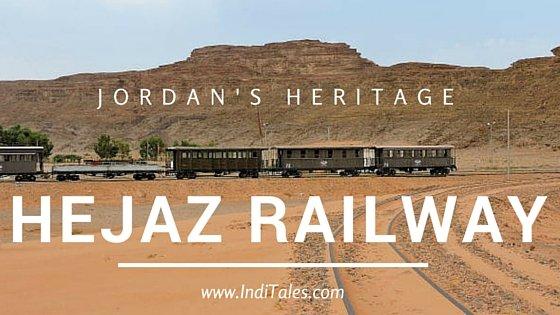 Heritage Hejaz Railways Jordan