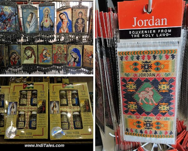 Holy Land Souvenirs