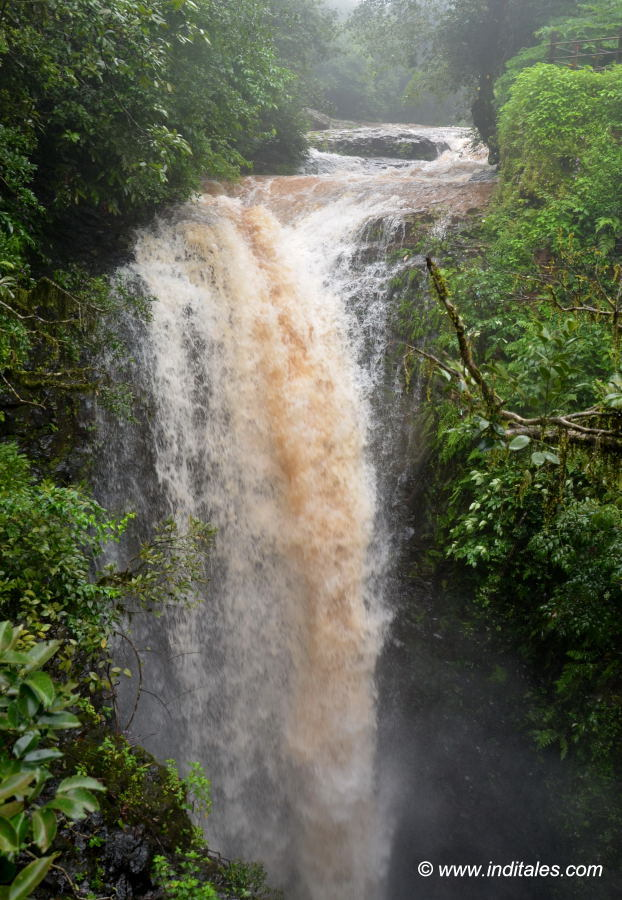 Nangar Tas Waterfalls Amboli Ghat