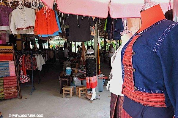 Garments shop