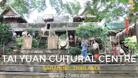 Tai Yuan cultural center, Saraburi, Thailand