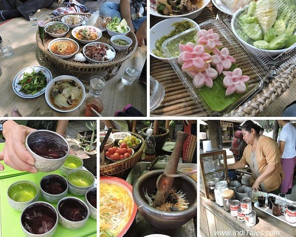 Food & Beverages at the Cultural Centre, Saraburi