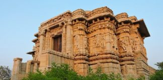 Chittorgarh Fort Temples