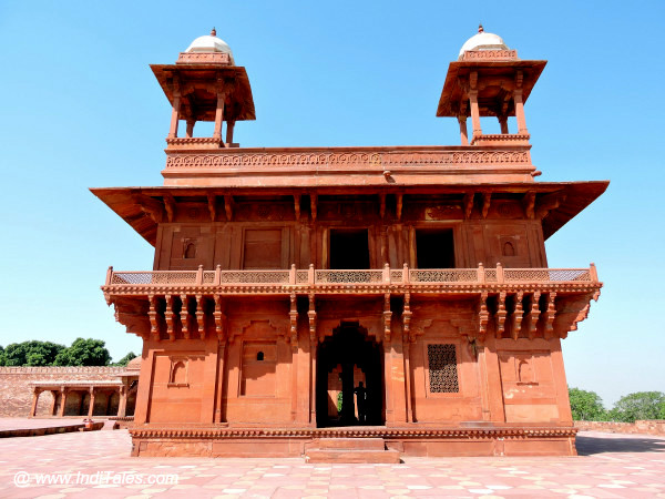 Ibadat Khana, Fatehpur Sikri