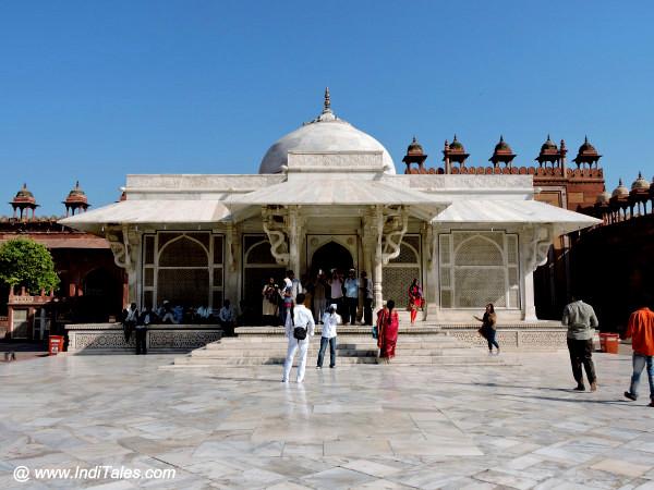 Dargah Salim Chishti at Jama Masjid, Fatehpur Sikri Agra