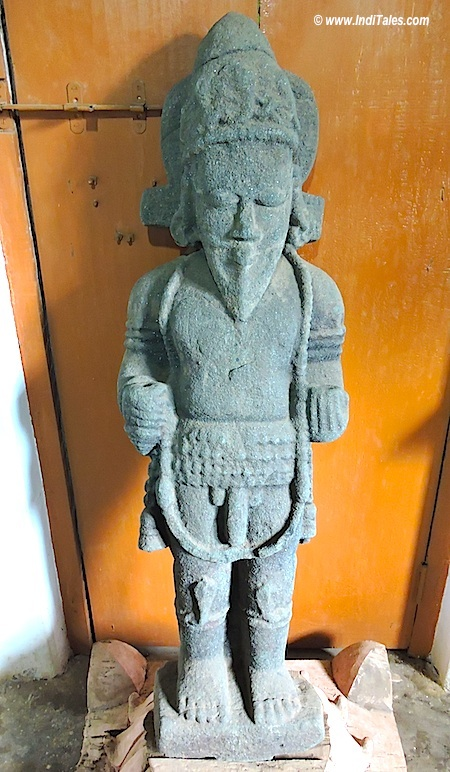 Betal Idol at Sawantwadi Palace