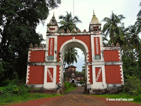 Palace Gate Sawantwadi
