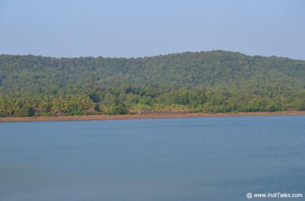 Amthane Dam view