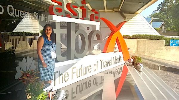 Anuradha Goyal At TBEX Bangkok - Looking back at 2015