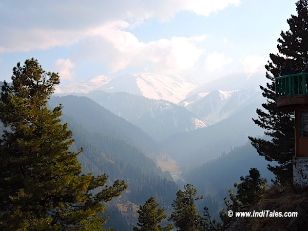 Sunshine Peak Viewpoint