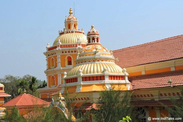 Sh Mahalaxmi Devasthan, Bandora
