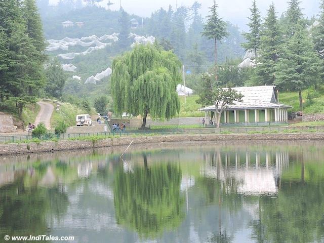 Lake Tani Jhubbar near Narkanda, Himachal Pradesh