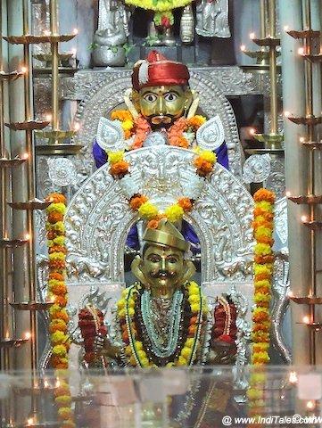 Sh Ramnath Prasanna deity