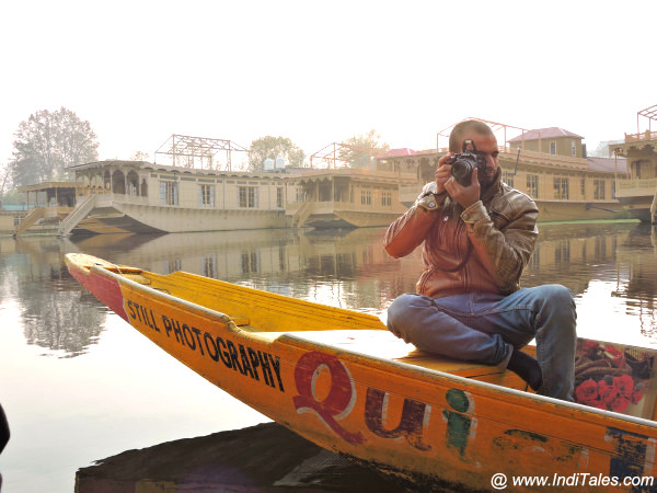 Shikara Photographer