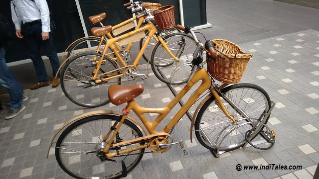 Bamboo Cycles at Ibis Singapore on Bencoolen