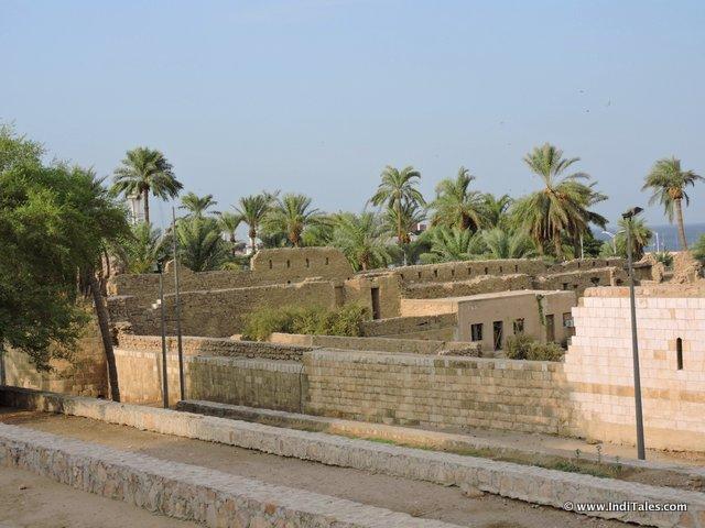 Aqaba Fort Jordan