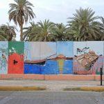 Street Art at Aqaba, Jordan