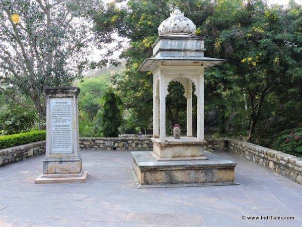 Chetak Samadhi, Haldighati, Rajasthan