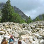 City of Stones on way to Chitkul, Sangla Valley, Himachal Pradesh