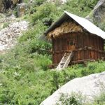 Stone & Wood huts of Sangla Valley, Himachal