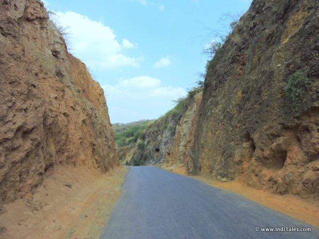 Haldighati Pass, Aravalli Hills, Rajasthan