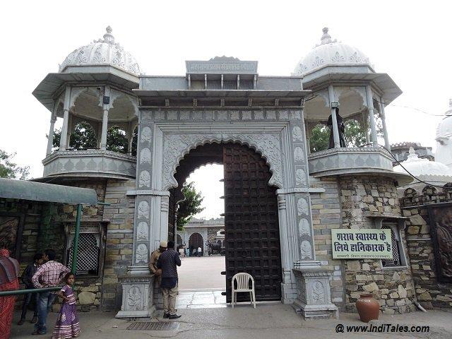 Maharana Pratap Memorial, Haldighati