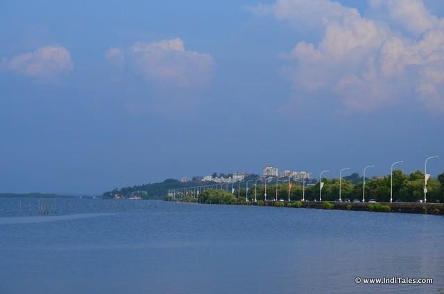 Ribandar Causeway, Places to visit in Goa