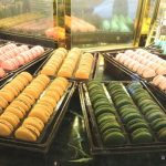 Tea cookies from TWG as Singapore Souvenirs
