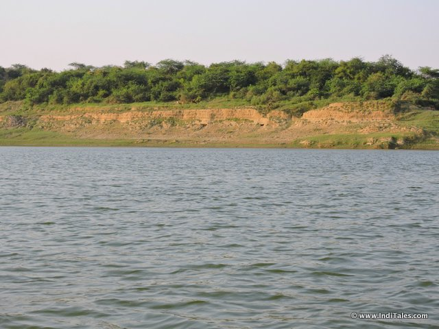 Banks of Chambal River