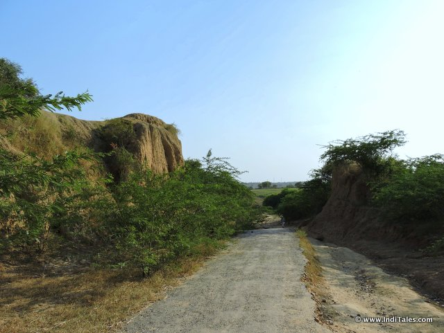 Roads in Chambal Valley