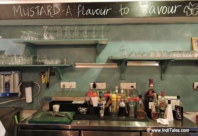 Mustard Restaurant, Sangolda Goa Restaurants