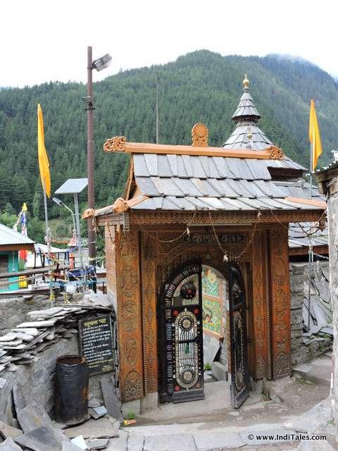 Bairing Nag Temple, Sangla, Himachal Pradesh