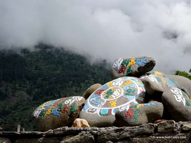 Prayer Stones at Sangla Valley