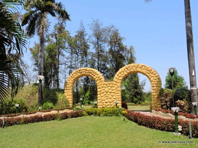 Hirwa van or Hirwa Garden, Silvassa