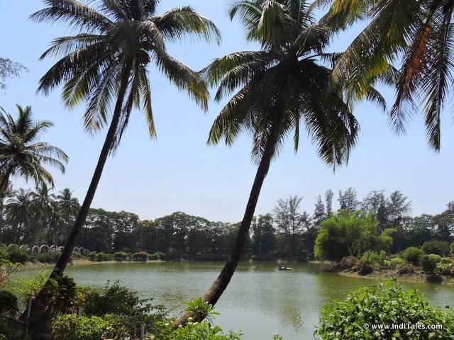 Vanganga Lake & Garden, Dadra