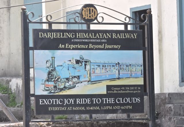Darjeeling Himalayan Railway - UNESCO World Heritage Site
