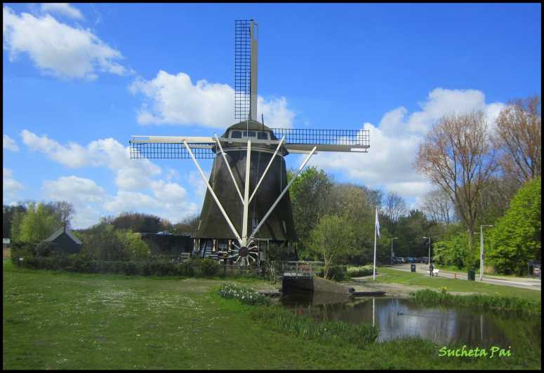 Windmill - a part of Dutch culture