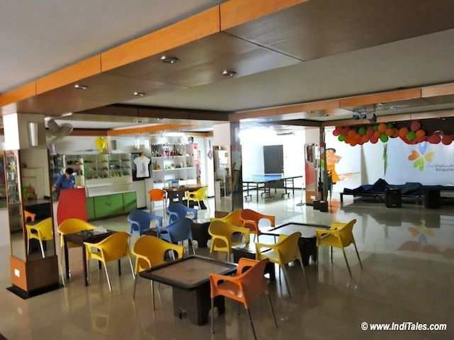 Indoor Games area Club Mahindra Baiguney