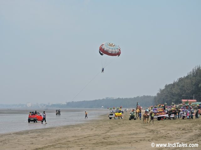 Jampore Beach, Daman