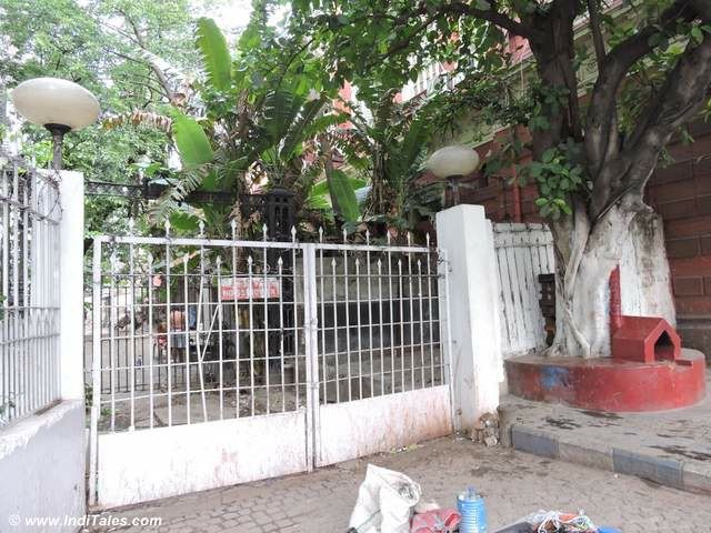 Assumed site of Calcutta Black Hole