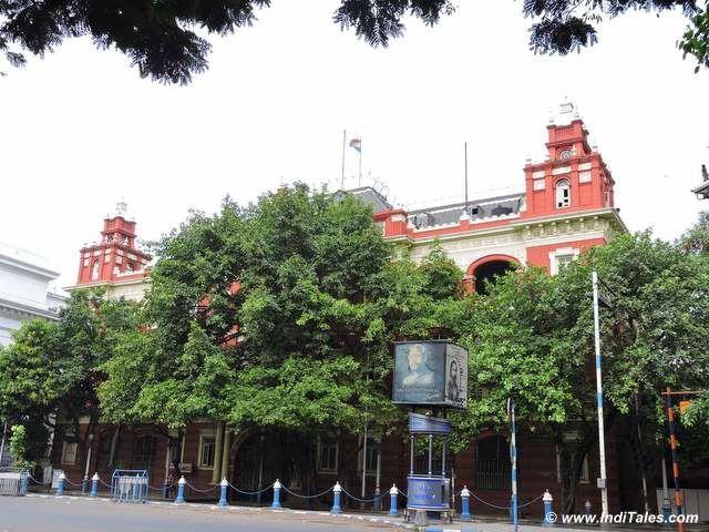 Calcutta Collectorate Building