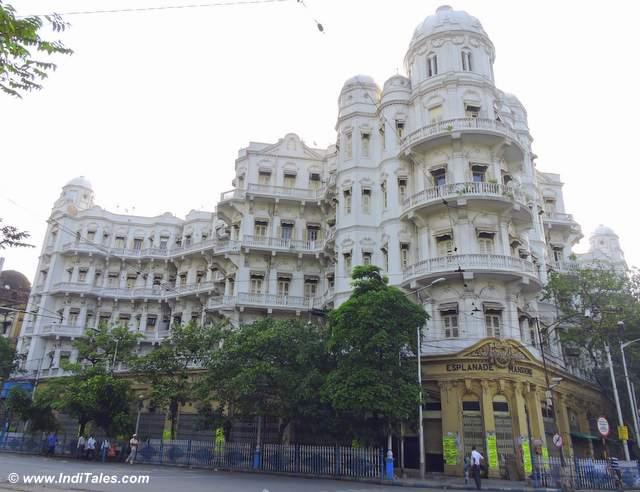 Esplanade Mansion, Calcutta