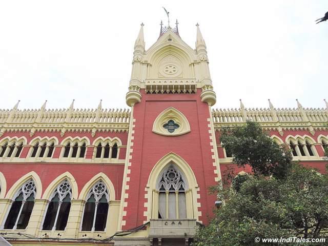 Calcutta High Court, Calcutta Heritage Walk