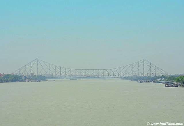 Howrah Bridge, Calcutta Heritage Walk