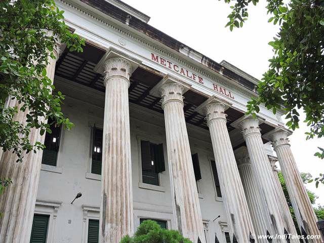 Metcalfe House, Calcutta Heritage Walk