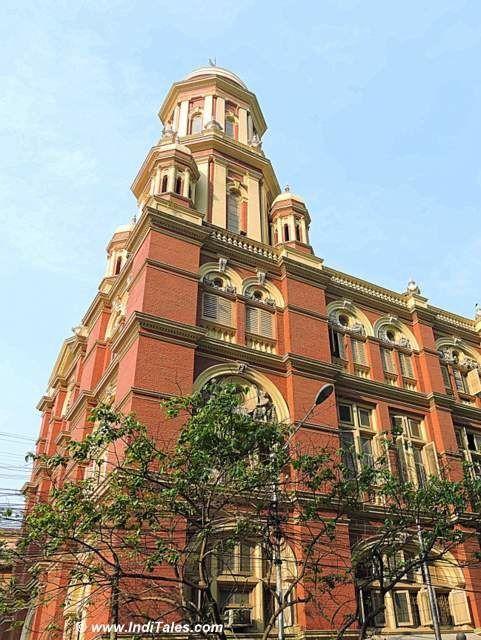 Standard Life Assurance Building, Calcutta
