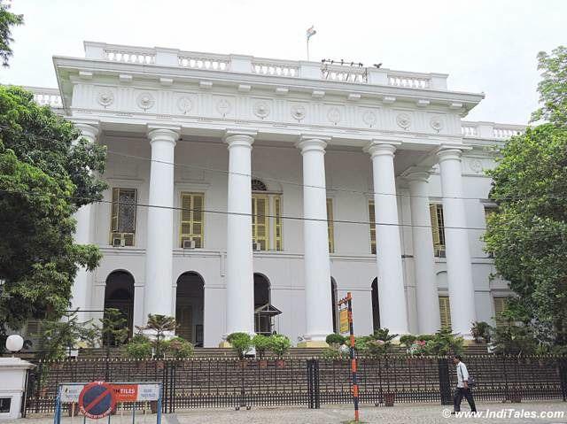 Kolkata Town Hall, Calcutta Heritage Walk