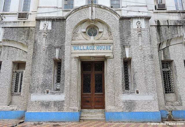 Wallace House, Calcutta Heritage Walk
