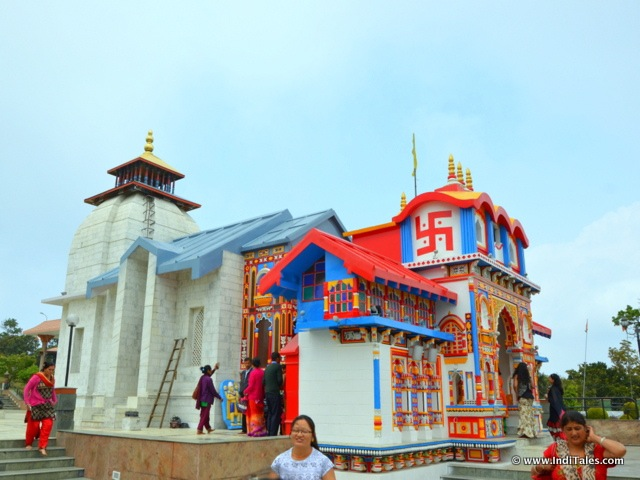 Badrinath Temple at Chardham, Namchi, Sikkim