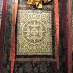 Mandala - Tangka Painting as Sikkim souvenir